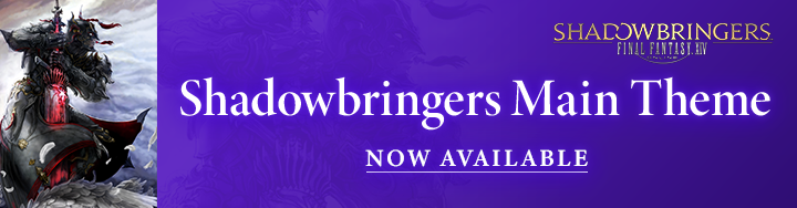 Shadowbringers sbarca su iTunes e Amazon Music