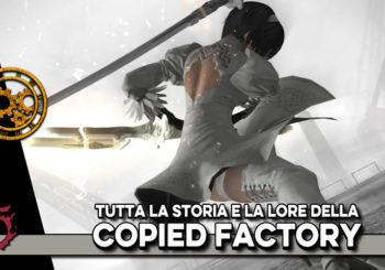 The Copied Factory - Storia e Lore
