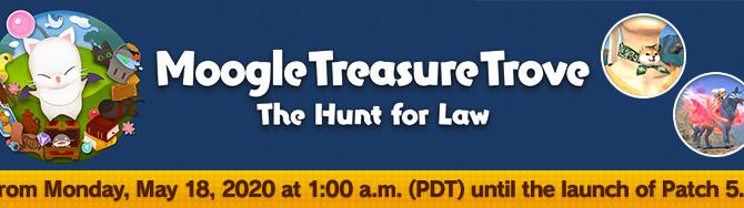 Moogle Treasure Trove Maggio/Luglio 2020