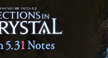 Patch Notes 5.31 - Traduzione Italiana